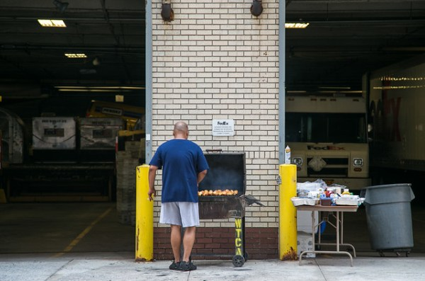 New York-style Barbecue