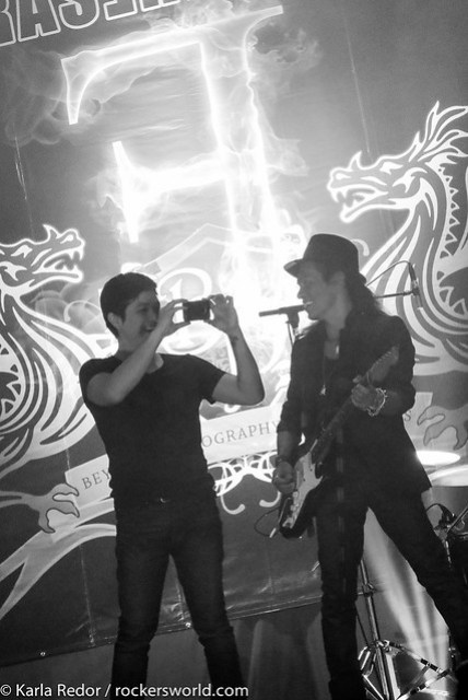 Raimund and Marcus 1 - Eraserheads 2013 Singapore