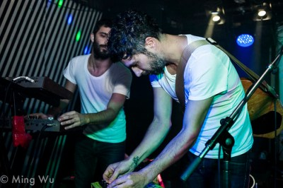 Silkken Laumann @ Babylon Nightclub