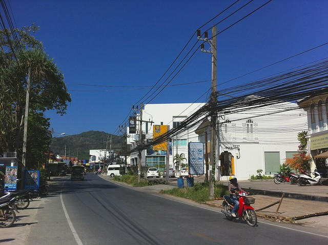 Somewhere in Phuket