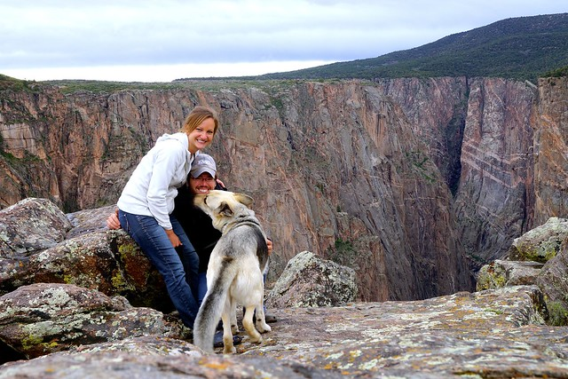 Black Canyon of the Gunnison, Colorado