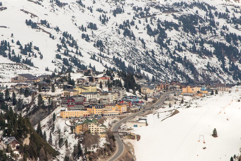 Obertauern ski area