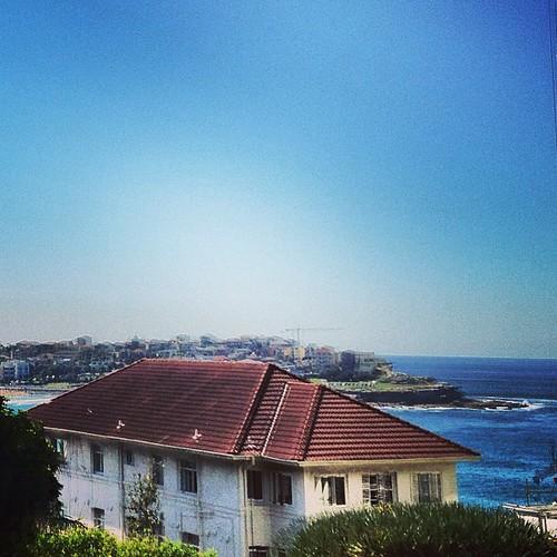 Bondi Beach #sydney #australia by @MySoDotCom