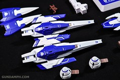 Metal Build 00 Gundam 7 Sword and MB 0 Raiser Review Unboxing (102)