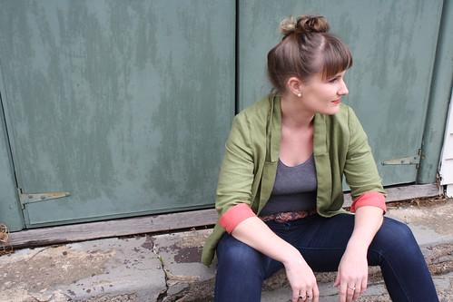 ZoSews - Victoria Blazer