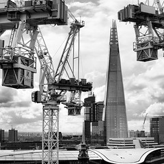 #London is always under construction