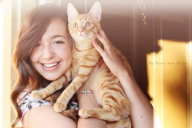 Brooke & Scooby :)