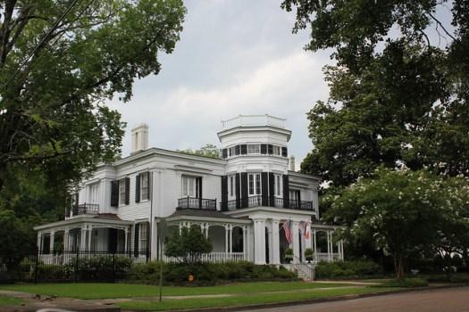 White Arches, Columbus MS