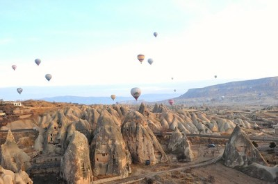 Göreme, Cappadocia (Kapadokya, Turkey) 1083