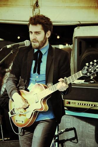 Music Man by John Kerridge
