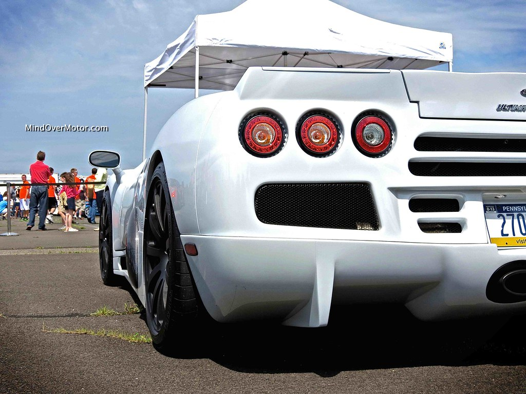 SSC Ultimate Aero number 15