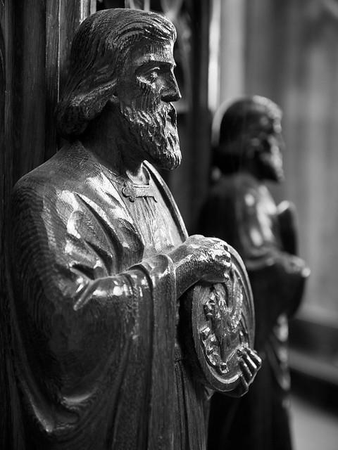 Pulpit detail 1