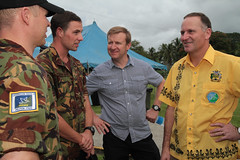 Policajná misia na Šalamúnových ostrovoch