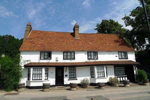 The Sun Inn (Harmondsworth UB7), now closed