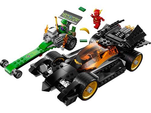 76012 Batman The Riddler Chase
