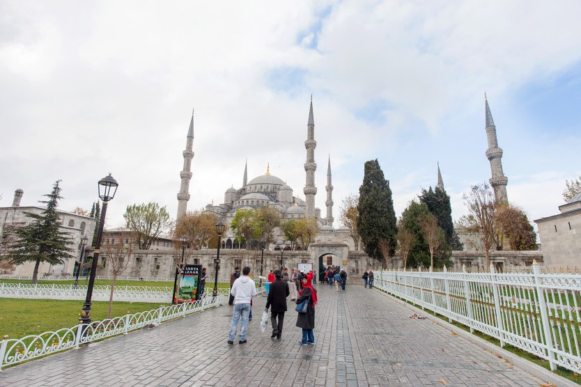 Tour Time Istanbul