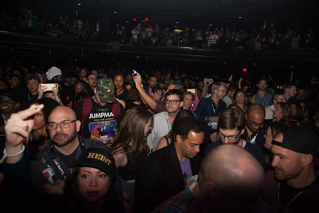 Floor at Events DC Official SXSW Music Showcase