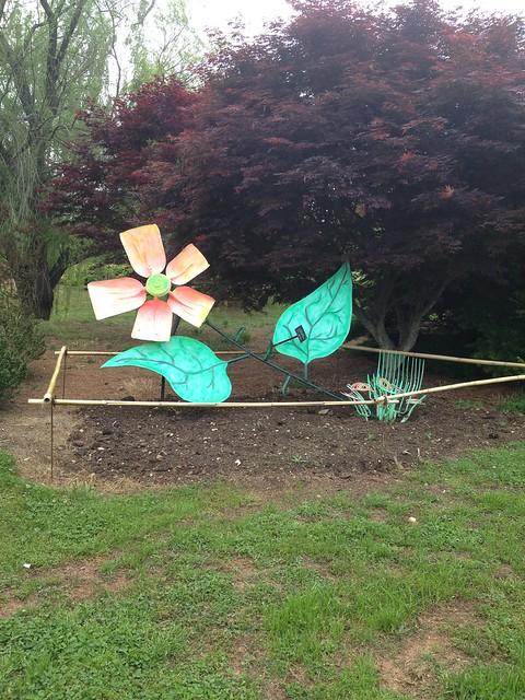 Wade Wharton Art at the Huntsville Botanical Garden