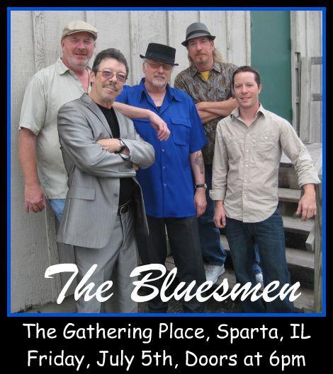 The Bluesmen 7-5-13