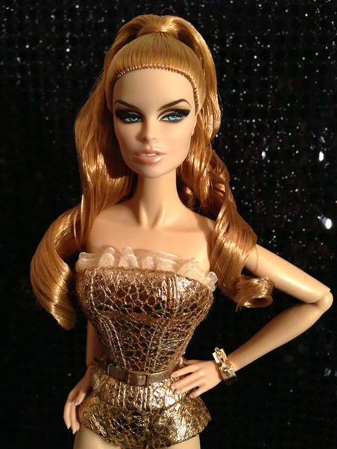 Hello Again Fashion Royalty Metal Maven Vanessa A Photo