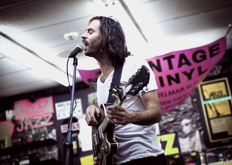 The Head and the Heart @ Vintage Vinyl
