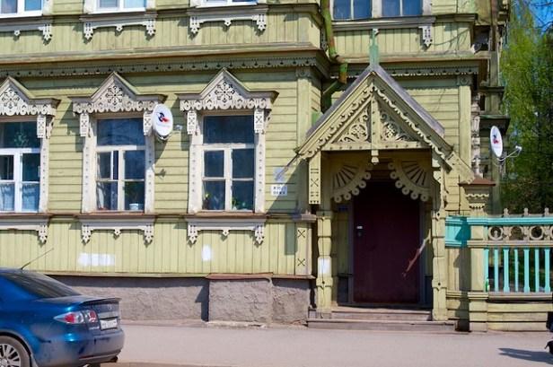 Кострома, Россия, Золотое кольцо