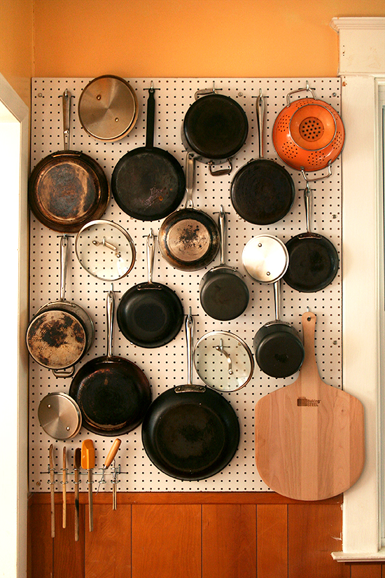 kitchen pegboard vinyl how to alexandra s
