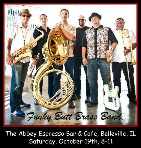 Funky Butt Brass Band 10-19-13