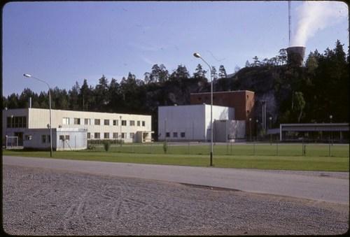 Ågestaverket, Sweden, 1967