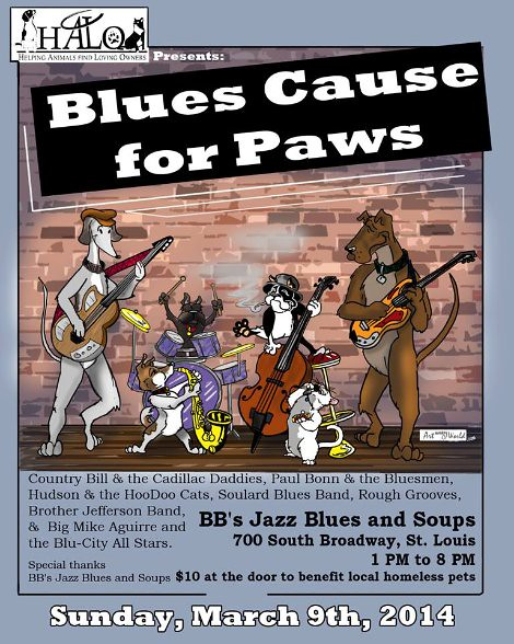 Cause for Paws 3-9-14