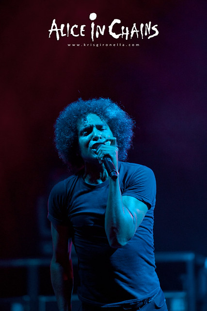 Willian DuVall - Singapore Rock Fest 2014