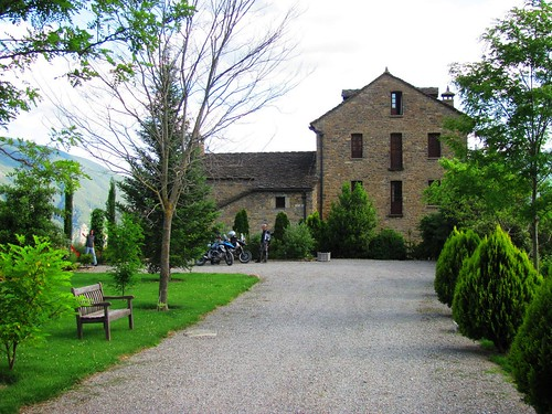 Pyrenees Mountains Hotel Casa de San Martin