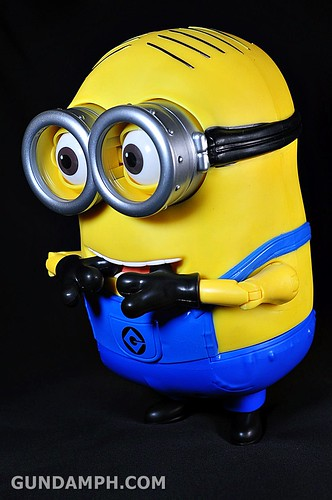 Talking Minion Dave by ThinkWayToys Review (29)