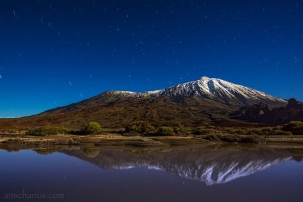 Pico del Teide Reflections #1 - Nikon D800E