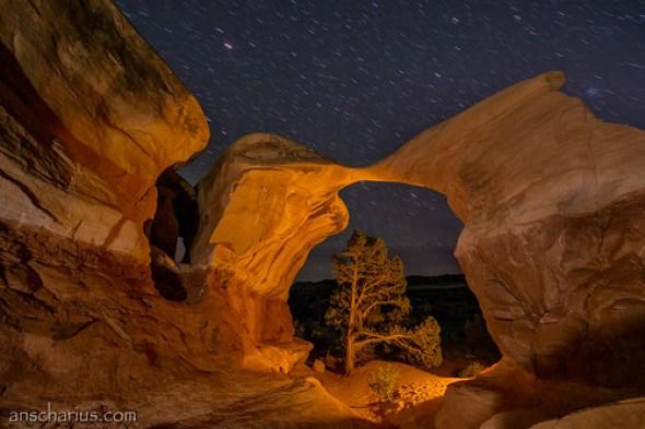 Last Night @ Devils Garden #1 - Nikon D800E & AF-S 2,8/14-24mm