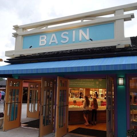 ダウンタウン・ディズニーのBasinが穴場。