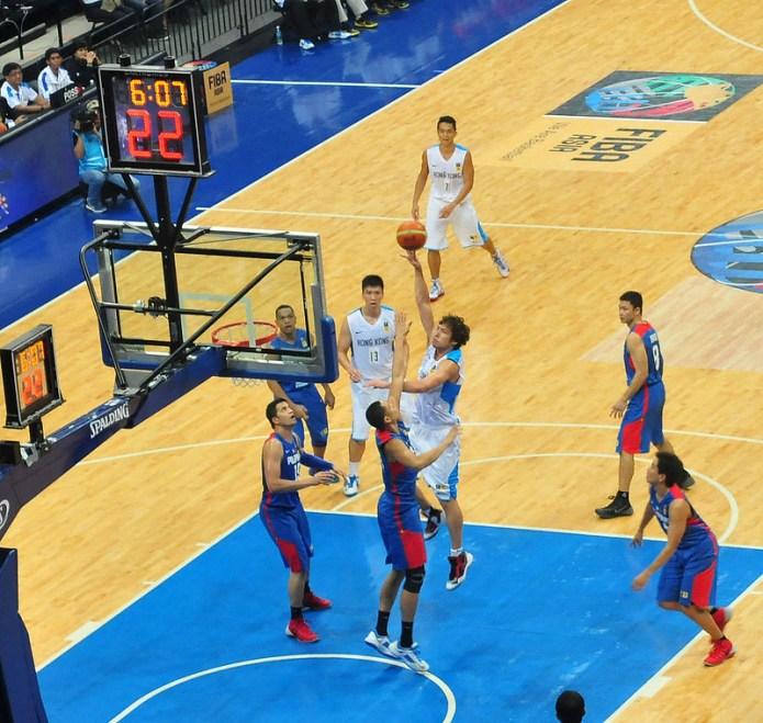 Gilas vs HK basketball game 06
