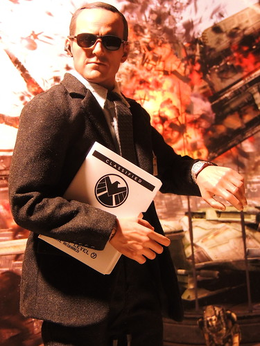 Agent Phil Coulson - Just Another Day on the Job
