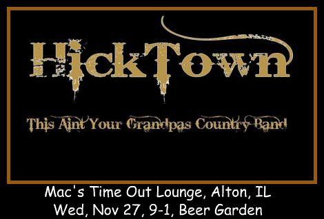 Hicktown 11-27-13
