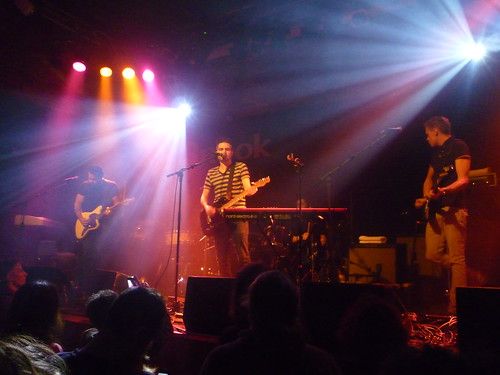The Boxer Rebellion @ The Brook Southampton by Phil & Catherine Wilkins