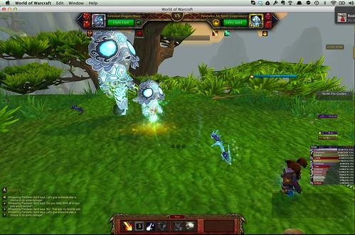 Pandaren Spirit Tamer