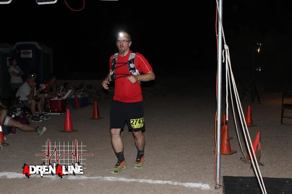 1306 Adrenaline Night Run Finishing Lap 1