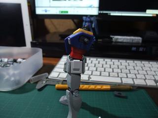 RGM-79LV ジムナイトシーカー2を作る #07 003