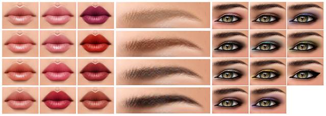 Katya Skin Make-Ups