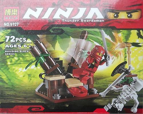 podrobka Ninja