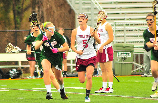 Lily Colley vs Sweet Briar 2014