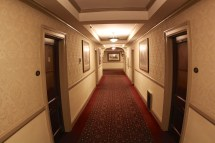 Haunted Hall Stanley Hotel