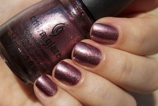 03 China Glaze Autumn Nights Strike Up A Cosmo
