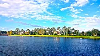 Stunning November Afternoon Glows With Orlando Magic - IMRAN™ -- 12,000+ Views!
