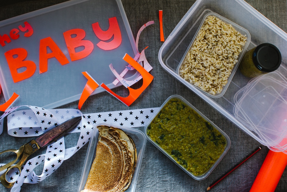 Food Box for New Parents | Simple Provisions